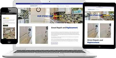 m carter digital website design client Colorado Custom Stoneworks